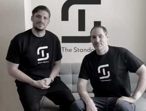 press release crypto the standard